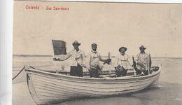 OOSTENDE /  DE REDDERS  1908 - Oostende