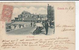 OOSTENDE /  KURSAAL  / 1898  / PRECURSEUR - Oostende