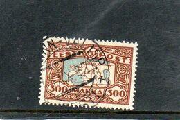 ESTONIE 1923-4 O - Estonia