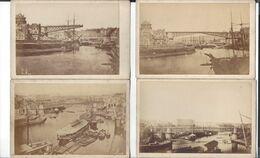 Brest  Mage 4 Stéréos  Le Port Militaire - Stereoscopio