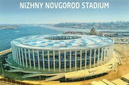 STADIUM POSTCARD ESTADIO STADE STADION STADIO NIZHNY NOVGOROD - Stadi
