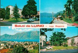 Saluti Da LUINO - Lago Maggiore - Luino