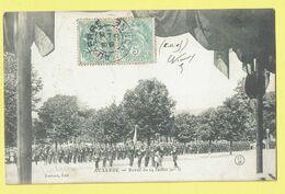 * Auxerre (Dép 89 - Yonne - France) * (Toulot, édit) Revue Du 14 Juillet, Nr 3, Timbre, Armée, Army, Soldat, Soldiers - Auxerre