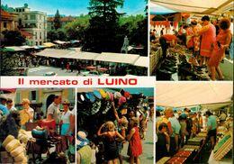 Markt Von LUINO - Lago Maggiore - Luino
