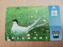 FAROYA ISLANDS  20 KRONER BIRD  **3003** - Faroe Islands