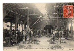 ROMORANTIN - Intérieur Des Ateliers De L'Usine LABBE - Sonstige Gemeinden