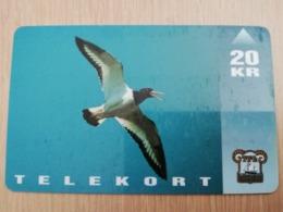 FAROYA ISLANDS  20 KRONER BIRD  **3006** - Faroe Islands