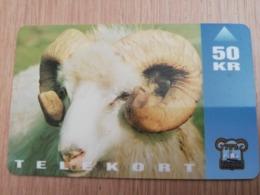 FAROYA ISLANDS  50 KRONER STEENBOK   **3008** - Faroe Islands