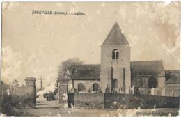 D80 - EPPEVILLE - L'EGLISE - Cimetière - Other Municipalities