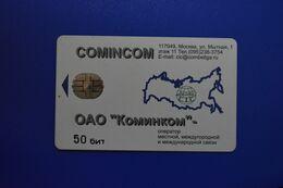 COMINCOM. 50 Un. 05/2001 - Rusland