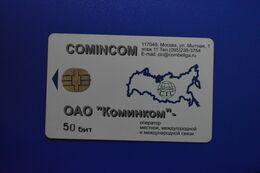 COMINCOM. 50 Un. 08/2001 - Rusland