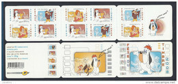 2008 Carnet Adhésif Fête Du Timbre TEX AVERY -BC 160 Ou BC 4149- NEUF LUXE ** NON Plié - Gedenkmarken