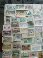 Austria / Notgeld - Set 240 Banknotes XF+ / AUNC Lemberg-Zp - Austria