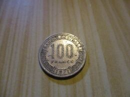 Cameroun - 100 Francs 1971.N°196. - Cameroon