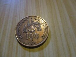 Nouvelle-Calédonie - 100 Francs 1991.N°200. - Nieuw-Caledonië