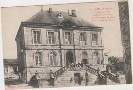 SP- 55 - SOUILLY - L'hotel De Ville - Ou S'elaborerent Les Plans De La Victoire De Verdun - - Frankreich
