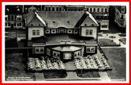 Nordseebad Norderney - Staatl. Strandhallen - Fliegeraufnahme Ugl - Norderney