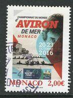 Monaco 2016, Yv 3052,  Gestempeld - Gebruikt