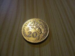 Nouvelle-Calédonie - 20 Francs 1986 .N°234. - New Caledonia