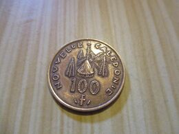Nouvelle-Calédonie - 100 Francs 1984 .N°242. - Nuova Caledonia