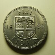 Fiji 1 Florin 1964 - Fidschi