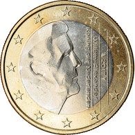 Pays-Bas, Euro, 2017, SUP, Bi-Metallic - Pays-Bas