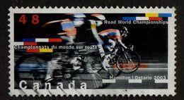 Canada - #1998 -  Used - Gebraucht