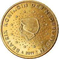 Pays-Bas, 50 Euro Cent, 2011, SUP, Laiton, KM:270 - Pays-Bas