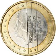 Pays-Bas, Euro, 2010, SUP, Bi-Metallic, KM:271 - Pays-Bas