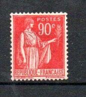 K13 France Beau N° 285 * à 10% De La Côte . A Saisir !!! - 1932-39 Peace