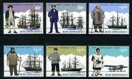ROSS GEBIET 1995 Nr 32-37 Postfrisch (108062) - Stamps