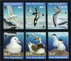 ROSS GEBIET 1997 Nr 44-49 Postfrisch (108065) - Stamps