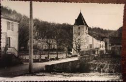 Cp,  Rostassac - 46 - Lot - , Le Centre, éd Carte Mys ,non écrite - Francia