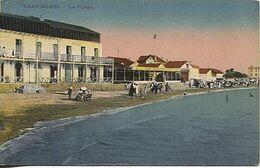 X121684 GARD LE GRAU DU ROI LA PLAGE ET HOTEL DE LA PLAGE - Le Grau-du-Roi