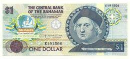 Bahamas - 1 Dollar 1992 - Bahamas