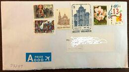 Belgio/Belgium/Belgique: Lettera, Letter, Lettre - Belgium