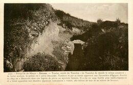 Arzon * Tumiac , Entrée Du Tumulus * Thème Dolmen Menhir Pierre Monolithe Mégalithe - Arzon