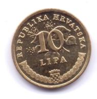 HRVATSKA 2013: 10 Lipa, KM 6 - Croazia