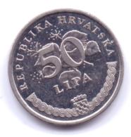 HRVATSKA 1998: 50 Lipa, KM 19 - Croazia