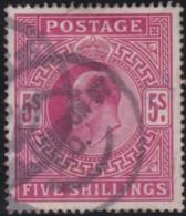 Great Britain  .    Yvert    .     119  (2 Scans)        .     O    .    Cancelled  .   /   .  Gebruikt - Gebraucht