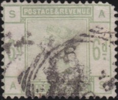 Great Britain  .    Yvert    .     83  (2 Scans)      .     O    .    Cancelled  .   /   .  Gebruikt - Used Stamps