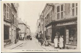 MEUNG SUR LOIRE Rue Jehan De Meung - Sonstige Gemeinden