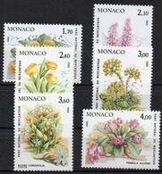 MONACO ( POSTE ) Y&T N°  1461/1466  TIMBRES  NEUFS  SANS  TRACE  DE  CHARNIERE , A  VOIR . N 1 - Unused Stamps
