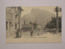 Saint-Gervais : Rue Principale - Saint-Gervais-les-Bains