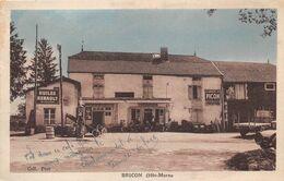 ¤¤  -   BRICON   -  Garage , Pompe à Essence , Café   -  Huiles RENAULT      -  ¤¤ - Frankreich