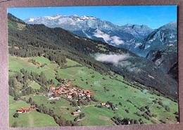Präz Am Heinzenberg Flugaufnahme - GR Graubünden