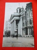CHARLEROI  -    Eglise De La Ville Basse - Charleroi