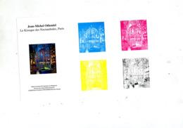 Etape Impression Kiosque Othoniel - Documents De La Poste