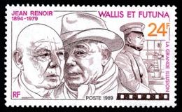 WALLIS ET FUTUNA 1989 - Yv. 385 **    - Jean Renoir, Cinéaste  ..Réf.W&F22713 - Wallis-Et-Futuna