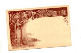 Carte Postale 10 Roi  Illustré Montenegro Pli - Entiers Postaux